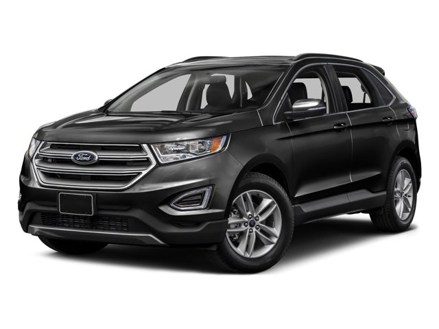 Ford Edge Sel In Dallas Tx Don Herring Group