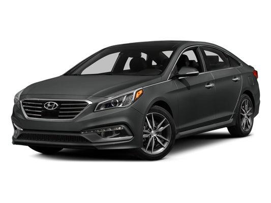 2015 Hyundai Sonata 2 4l Se Dallas Tx Irving Plano Texas