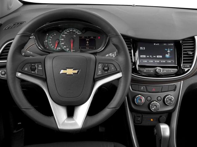2017 Chevrolet Trax Lt In Dallas Tx Don Herring Group