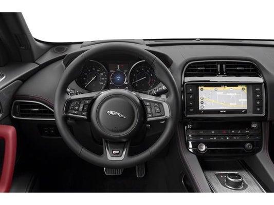 Jaguar F Pace S >> 2018 Jaguar F Pace S Awd