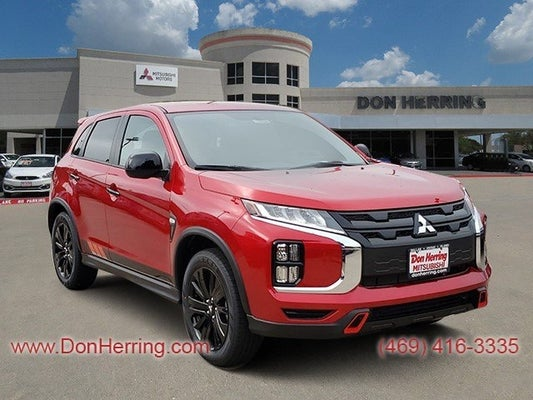 2020 Mitsubishi Outlander Sport Black Edition 2 0 Cvt Dallas Tx Irving Plano Texas Ja4ap3au6lu029531